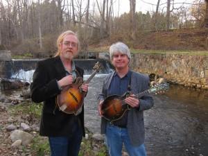 John Skehan and TC 2014-04-19 Brook Falls Farm, NJ