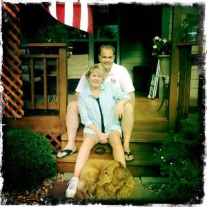Dick, Sue, Bailey DeWire, Highlands Ranch, CO