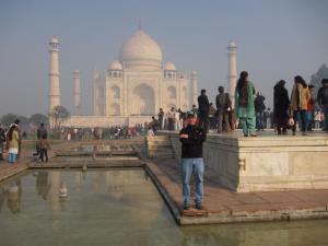Taj Mahal 2011