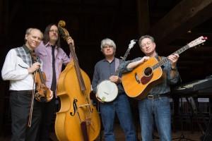 TC String Band: Dave Rimelis, Todd Lanka, TC, Joe SellyJune 2017