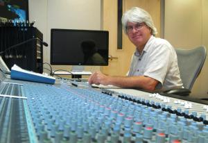 Todd Collins in CCM Studio A